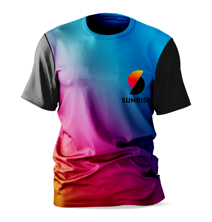 Camiseta da Sunrise
